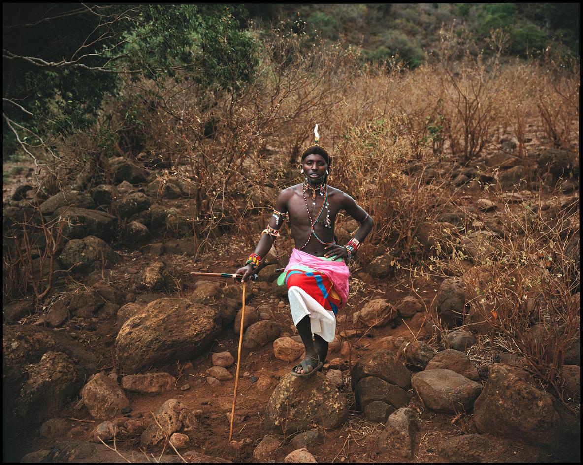 Kenya Large Format Film